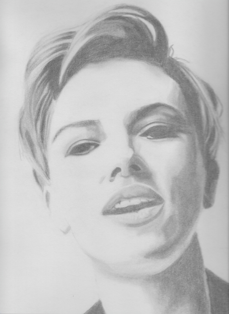 Scarlett Johansson par fshawd